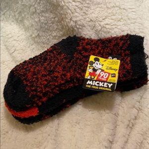 NWT Disney Mickey girls socks